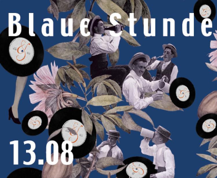 13.08 // Die Blaue Stunde bei Bitter & Zart