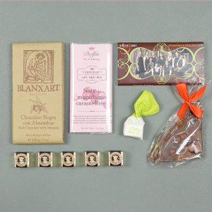 Nussiges Schokoladenpaket