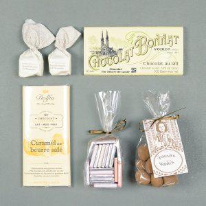 Milchschokoladenpaket