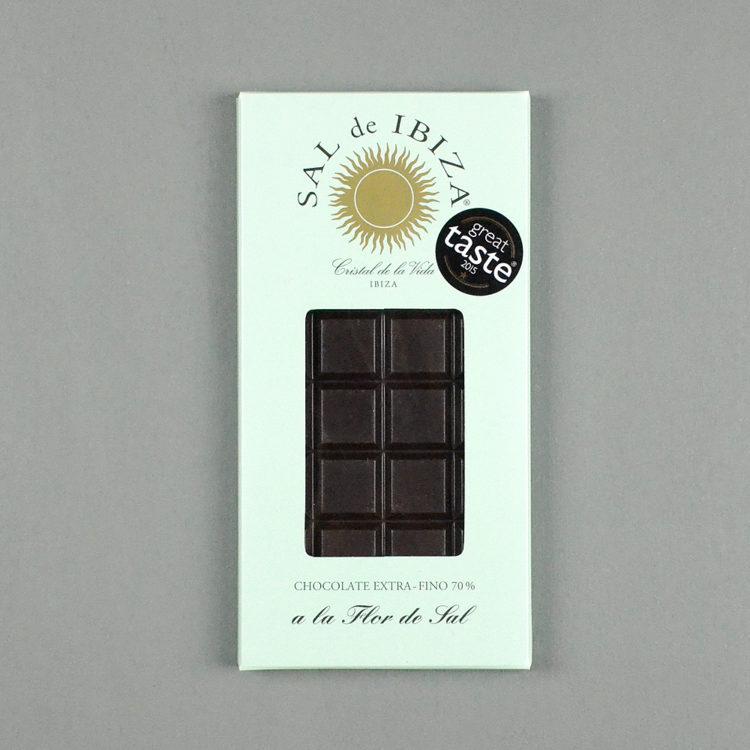 Salz und Schokolade