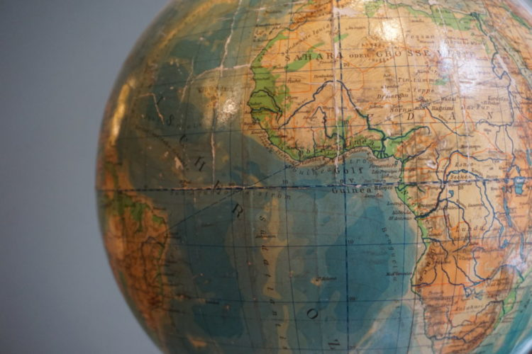 Die Reise um die Welt